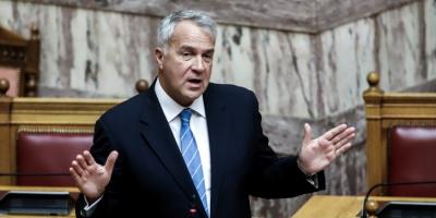 Βορίδης: Επιτροπές εσωτερικού ελέγχου στο Δημόσιο φέρνει το νέο νομοσχέδιο του υπ. Εσωτερικών