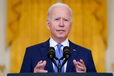Biden στον ΟΗΕ: Δεν θέλουμε νέο Ψυχρό Πόλεμο - Παγκόσμιοι εχθροί η κλιματική αλλαγή και η Covid
