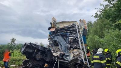 Συγκρούστηκαν δύο τρένα στην Τσεχία - Τρεις οι νεκροί