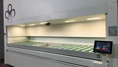 Η SABO δημιουργεί την πρώτη αυτόματη αποθήκη για βιομηχανία αλουμινίου