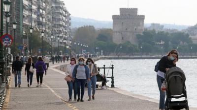 Θεσσαλονίκη - Σταθεροποιητική η τάση του ιικού φορτίου των λυμάτων με τα κρούσματα σε πράσινο επίπεδο