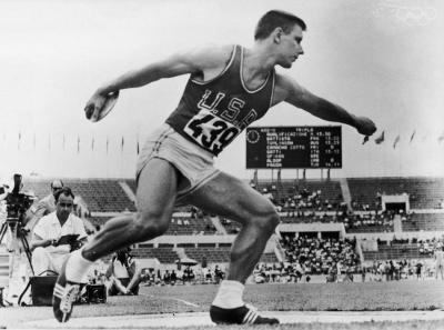 Ο δισκοβόλος από… «χρυσάφι»: Ο Αλ Έρτερ με τα τέσσερα σερί χρυσά Ολυμπιακά μετάλλια