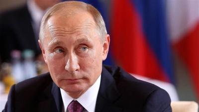 Ο Putin εγκαινίασε την γέφυρα που ενώνει την Ρωσία με την Κριμαία - «Είναι ιστορική μέρα»