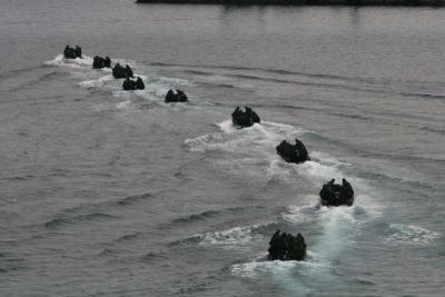 Συνεκπαίδευση δυνάμεων ειδικών επιχειρήσεων με μονάδα του Πολεμικού Ναυτικού