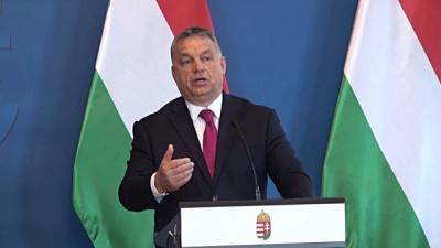 Orban: Στη Δυτική Ευρώπη επικρατεί ο φιλελευθερισμός, δεν υπάρχει δημοκρατία.