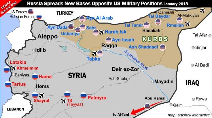 Τι στρατό διατηρεί η Ρωσία στη Συρία - Πώς θα αντιμετωπίσει τις ΗΠΑ σε μια επίθεση