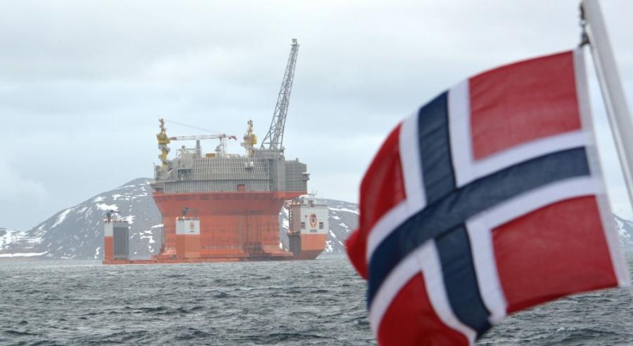 Νορβηγία: Υπερέβη τις εκτιμήσεις η παραγωγή πετρελαίου και φυσικού αερίου τον Μάιο του 2021