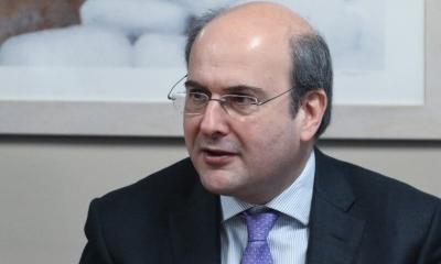 Χατζηδάκης (υπ. Εργασίας): Σε ευρωπαϊκά πρότυπα η διευθέτηση του ωραρίου εργασίας
