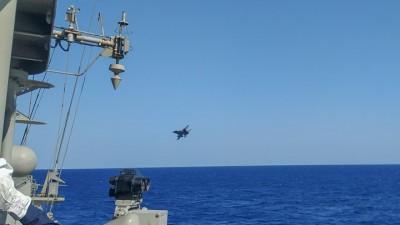 Συνεκπαίδευση ναυτικών μονάδων Ελλάδας - Ηνωμένων Αραβικών Eμιράτων