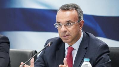 Σταϊκούρας: Κάθε εβδομάδα lockdown κοστίζει 750 εκατ. ευρώ - Στα 11,6 δισ. ευρώ το συνολικό κόστος