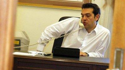 Τηλεφωνική επικοινωνία Τσίπρα με τον πρόεδρο της Αιγύπτου – Τι ανέφερε ο πρωθυπουργός