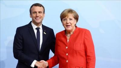 Πιθανή συνάντηση Merkel - Macron στην εξοχική κατοικία του τελευταίου στις 20 Αυγούστου