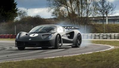 Η Emira θα είναι η τελευταία Lotus με κινητήρα καύσης