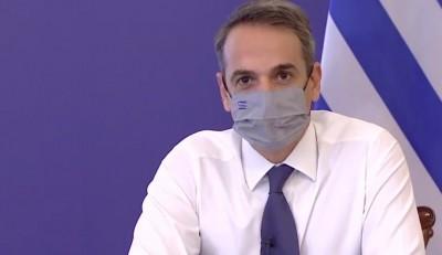 Στη βόρεια Ελλάδα ο Μητσοτάκης ενόψει της έναρξης των εμβολιασμών στις 27/12