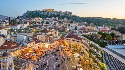 Ζημιά 700 εκατ. ευρώ κατέγραψαν τα ξενοδοχεία της Αττικής το 2020