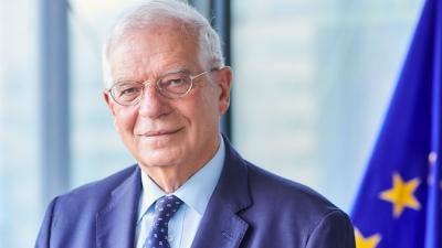 Borrell (EE) για Κρεμλίνο: Είναι αμείλικτοι - Οικονομικά συμφέροντα, στρατιωτικός και πολιτικός έλεγχος υπερισχύουν του κράτους δικαίου