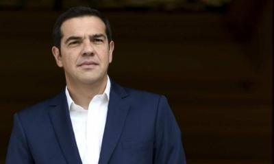 Τσίπρας: Μήνυμα ελπίδας η επικράτηση των προοδευτικών δυνάμεων στην Ισπανία