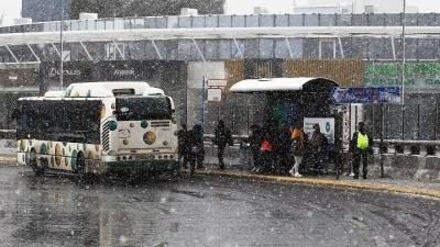 ΟΑΣΑ: Μετά τις 7 π.μ. 17/2 θα ξεκινήσουν την Τετάρτη τα δρομολόγια των λεωφορείων