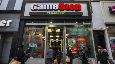Αποχωρεί ο CEO της GameStop - Ράλι στη μετοχή