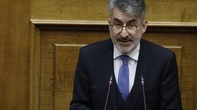 Ξανθόπουλος (ΣΥΡΙΖΑ-ΠΣ): Τεράστιες οι ευθύνες της κυβέρνησης για την κατάσταση χάους  στα δικαστήρια
