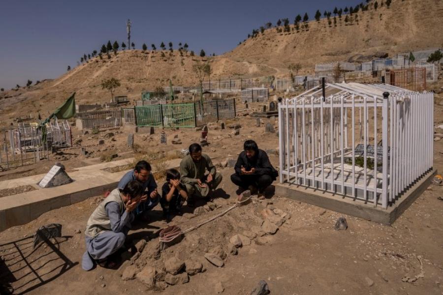 Αφγανιστάν: Δεν αρκεί το «συγγνώμη» των ΗΠΑ για τα θύματα από την επίθεση με drone