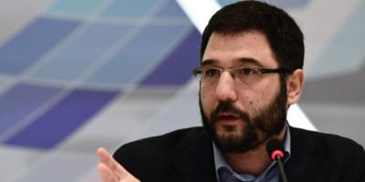Ηλιόπουλος (ΣΥΡΙΖΑ): Μητσοτάκης και Μενδώνη συγκαλύπτουν την υπόθεση Λιγνάδη