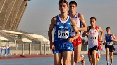 Ευρωπαϊκό Πρωτάθλημα Κ23: Κατέλαβε την 9η θέση στα 10.000 μ. ο Μάριος Αναγνώστου!