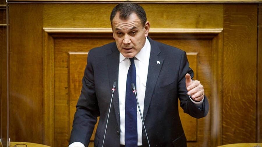 Παναγιωτόπουλος: Η πατρίδα χρειάζεται λιγότερο Λιγνάδη, λιγότερο Κουφοντίνα και περισσότερο Τσούνη
