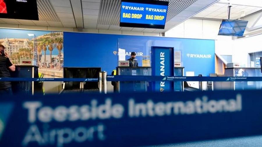 Η Ryanair συνδέει την Κέρκυρα με το Τίσαϊντ αυτό το καλοκαίρι