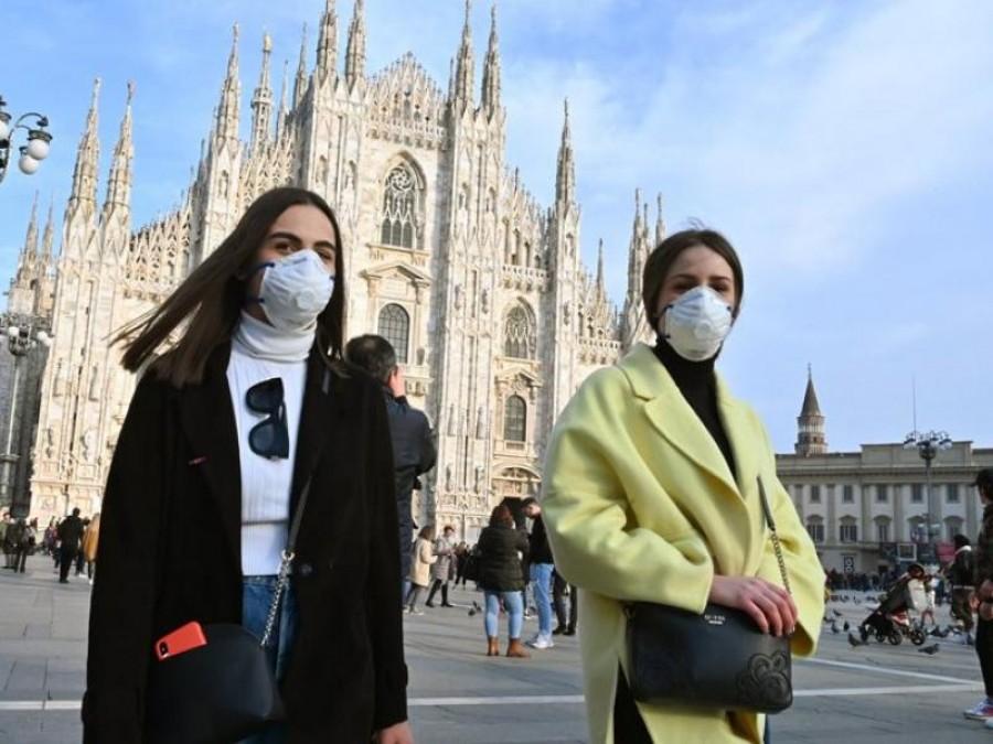 Ιταλία: Θλιβερός ο απολογισμός των 814 νέων θανάτων σε 24 ώρες – Κάτω από 1 ο δείκτης Rt