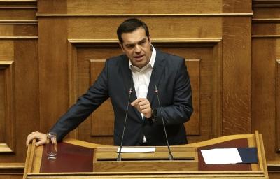 Συνάντηση Τσίπρα - ΤΧΣ για Πειραιώς και έρευνα για χειραγώγηση ζητά ο ΣΥΡΙΖΑ