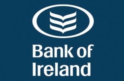 Bank of Ireland: Υποχώρησαν κατά -13,3% τα κέρδη για το 2018, στα 935 εκατ. ευρώ - Στα 2,8 δισ. ευρώ τα έσοδα