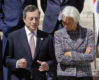 Ο Draghi αγόρασε χρόνο για την Lagarde – Οι επόμενες αποφάσεις της ΕΚΤ τον Ιούνιο 2020