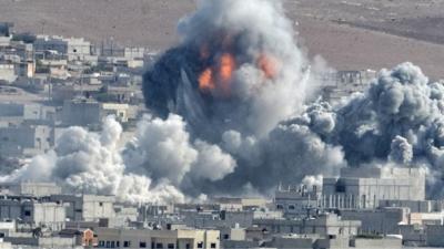 Νέες ισραηλινές αεροπορικές επιδρομές στο νότιο τμήμα της Συρίας