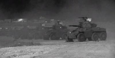Νυχτερινή άσκηση της Εθνικής Φρουράς στην Κύπρο (video)