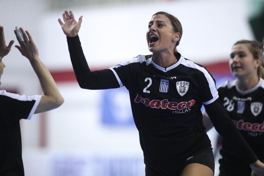 Η Μαρία Χατζηπαρασίδου στο BN Sports: «Είμαστε το φαβορί αλλά πρέπει να το αποδεικνύουμε πάντα στο γήπεδο»