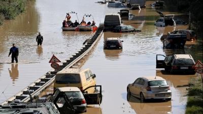 Γερμανία: Πάνω από  6 δισ. το κόστος από τις πλημμύρες – Εκταμιεύονται άμεσα 400 εκατ. ευρώ