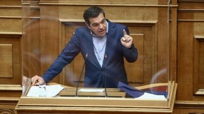 Τσίπρας στην ΚΟ ΣΥΡΙΖΑ: Στη χώρα επείγει να επιστρέψει η δικαιοσύνη