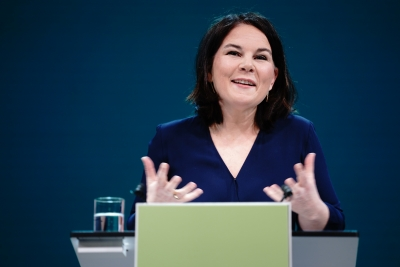 Γερμανία: Οι Πράσινοι ρίχνουν το γάντι σε CDU – CSU για την καγκελαρία – Υποψήφια η Baerbock
