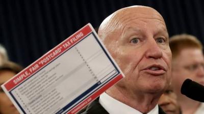 Brady (Ρεπουμπλικανοί ΗΠΑ): Ο Biden δεν θα «περάσει» αβρόχοις ποσί το σχέδιο για αυξήσεις φόρων