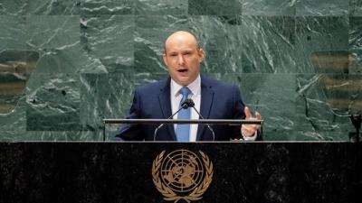 Bennett (Ισραήλ): Το Ιράν «πέρασε όλες τις κόκκινες γραμμές»