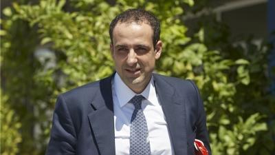 Ο Μαρινάκης αίρει την εμπιστοσύνη του; - Πρωτοφανής επίθεση του Βήματος στον Γρ. Δημητριάδη, ανιψιό του Πρωθυπουργού