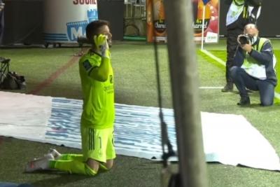 Ο Γκοτιέ Λαρσονέ πρώτα «ψάρωσε» τον Νεϊμάρ και μετά έμεινε στην Ligue 1 (video)