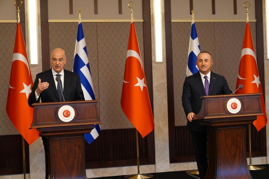 YΠΕΞ για τη σύγκρουση Δένδια - Cavusoglu - Η Ελλάδα επιστρέφει για να μείνει στη Λιβύη