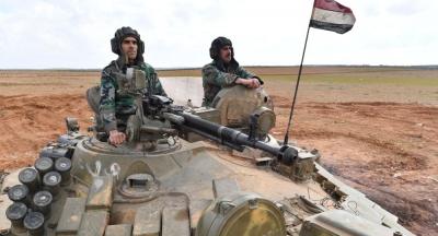 Συρία: Προελαύνουν οι δυνάμεις του Assad στην Ιντλίμπ – Συνάντηση Cavusoglu – Lavrov
