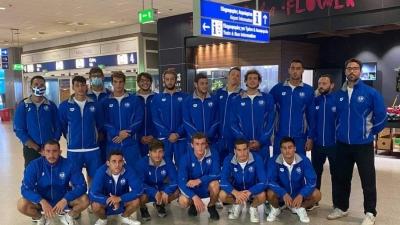 Παγκόσμιο πρωτάθλημα πόλο νέων ανδρών: Επέστρεψε από την Πράγα η Εθνική