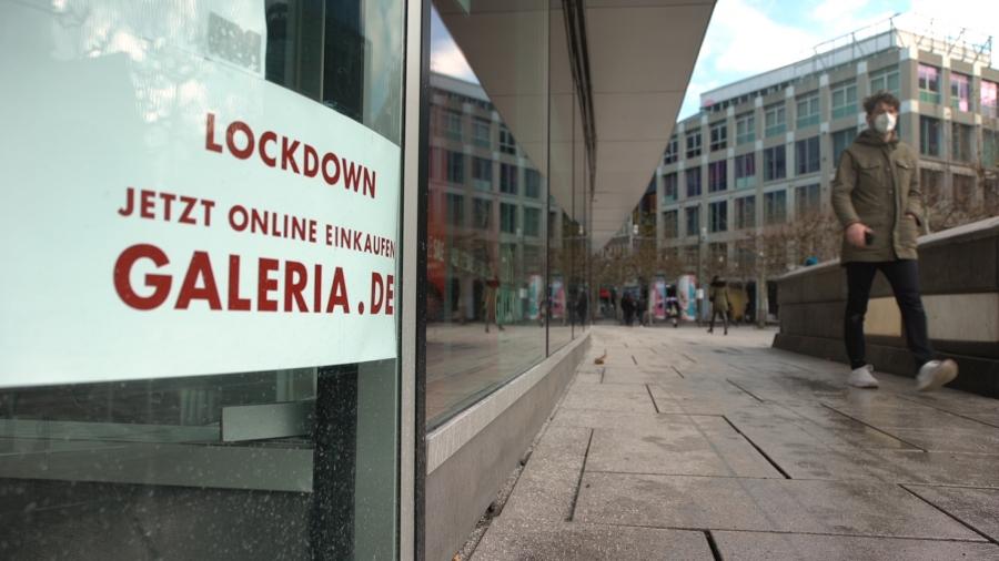 Γερμανικές επιχειρήσεις: Καταστροφική για το λιανεμπόριο η απόφαση για το lockdown - «ακορντεόν»