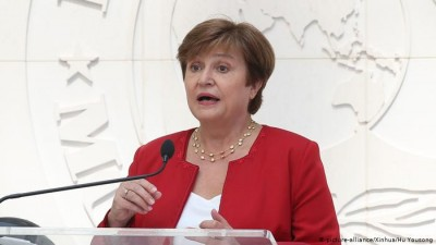 Georgieva (ΔΝΤ): Σε κίνδυνο η  δυνατότητα παροχής φθηνών δανείων προς τις φτωχές χώρες