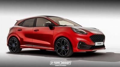 Αποκαλυπτήρια στις 24 Σεπτεμβρίου για το νέο Ford Puma ST