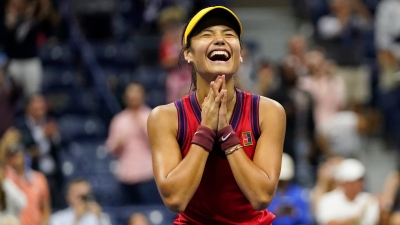 US Open: Η Ραντουκάνου πρώτη qualifier σε τελικό του τουρνουά!
